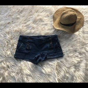 EXPRESS ❤️ buttons on side shorts